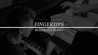 Tom Gregory - Fingertips (Piano Cover)