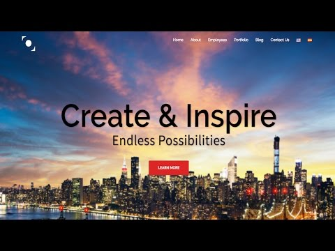 How to Make a Wordpress Website - 2018 - UPDATED!!