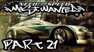 Прохождение Need for Speed: Most Wanted - Серия 21 [Минг/Ming]