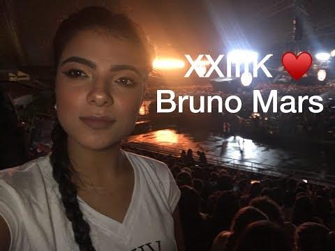 24 K magic world Tour Costa Rica ( Bruno Mars Concierto )