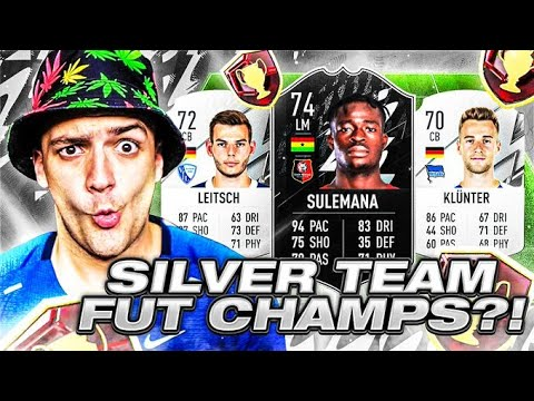 Download I QUALIFIED FOR FUT CHAMPS w/ A SILVER TEAM ON FIFA 22!!
