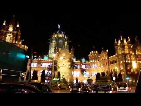 C S T Station ( V T) Mumbai Bombay Maharashtra by Tricky Ricky