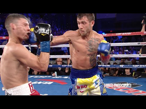Roman Martinez vs. Vasyl Lomachenko: HBO Boxing After Dark Highlights