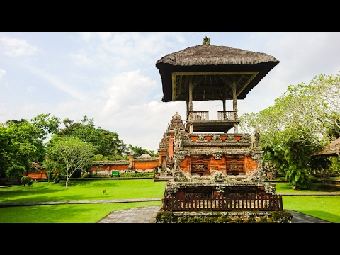Taman Ayun Temple Bali Walkabout With Explanations From Local Guide Indonesia | Travel
