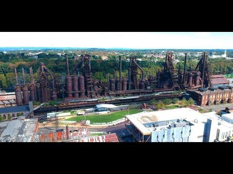 The Steel Stacks Of Bethlehem, PA