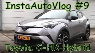 InstaAutoVlog: New 2017 Toyota CHR Hybrid Review: Dutch Vlog