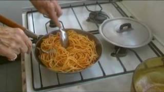 """Lezione 34 - """"Frittata di Maccheroni"""" -Cucina Napoletana di Tradizione- Marinella Penta de Peppo"""