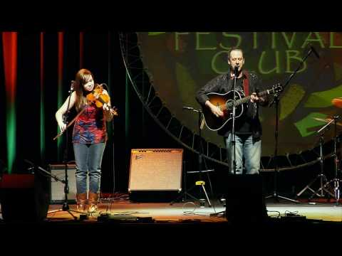 Buddy MacDonald & Rachel Davis -  live @ ECMA 2010 - Celtic Colours Festival Club Stage pt 1