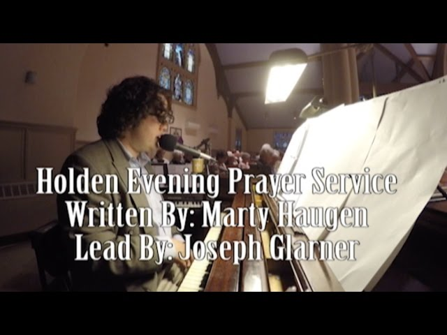 Holden Evening Prayer Video
