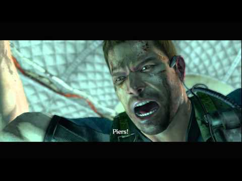 Resident Evil 6 - Piers death  [HD 1080p]