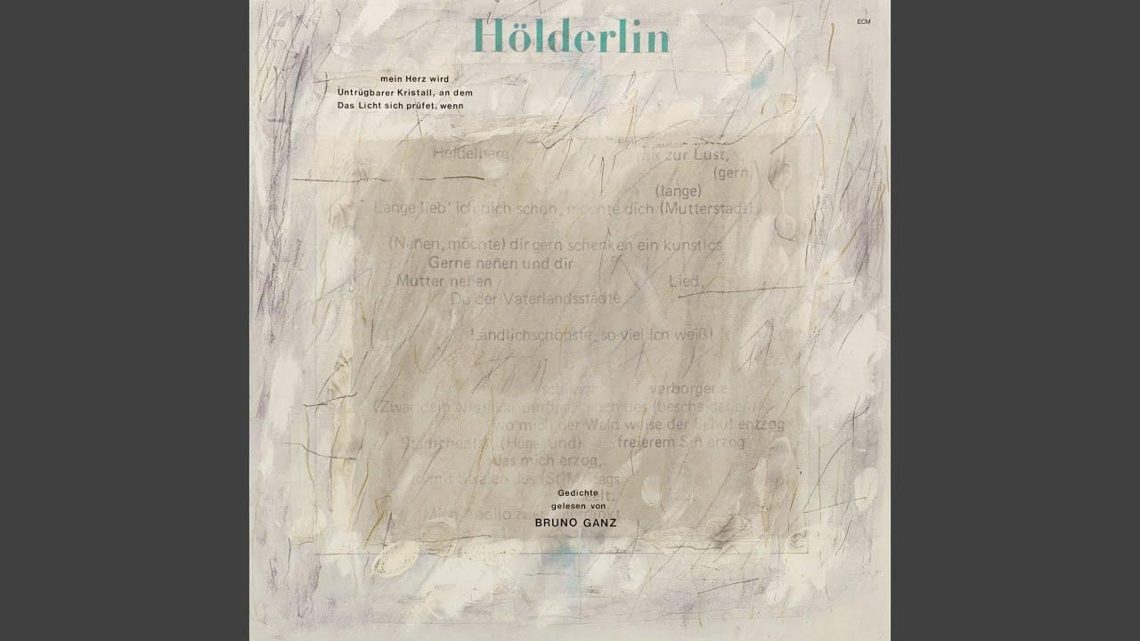 Mnemosyne Friedrich Hölderlin