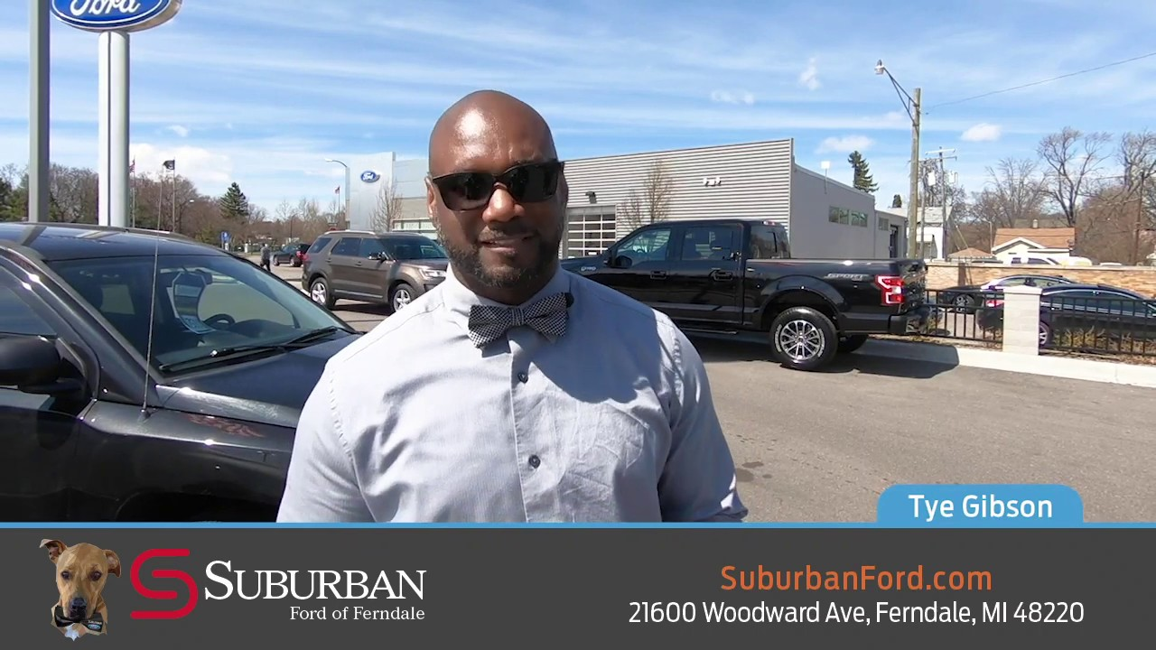 Suburban Ford Ferndale >> We Have The Used Cars You Are Looking For Suburban Ford Of Ferndale