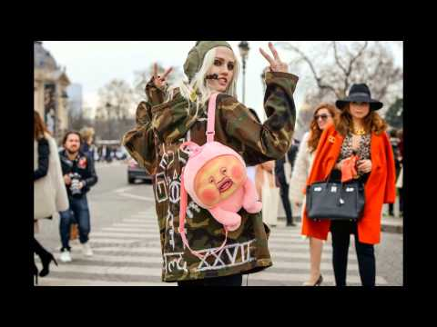 Tommy Ton Shoots the Best Street Style at the Fall 2015 Shows