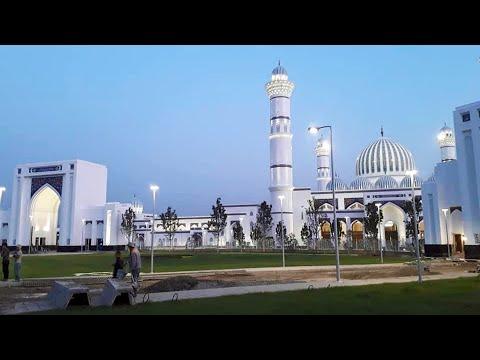 Таджикистан отменяет намаз в мечетях | АЗИЯ | 04.03.20