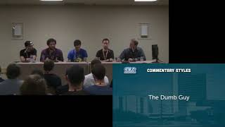 "Summer Games Done Quick 2018 Panels: ""yeah, Absolutely"": How  Not  To Commentate A Speedrun"