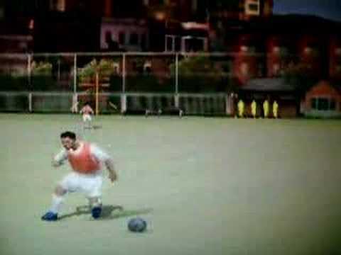 ibrahimovic flip flap uefa 2006 2007 fifa 2007 tricks guide