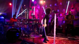 "Andy Allo ""If I was King"" Guitar Center Sessions on DIRECTV"