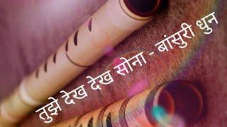 Tujhe Dekh Dekh Sona - Flute (Movie: Kalyug)