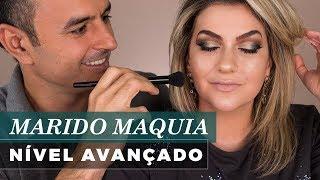 MARIDO MAQUIANDO: DESAFIO HARD! POR ALICE SALAZAR E MAIKEL SILVA