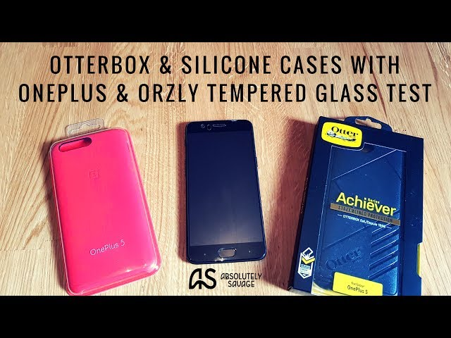 the best attitude 6aaa7 31998 Top 5 OnePlus 5 Cases you can get now! | OnePlus 5