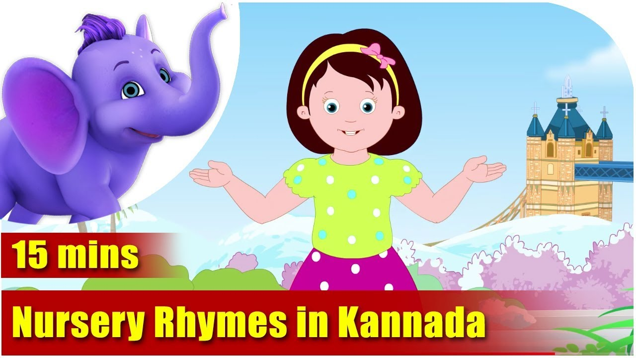 Top Best Kannada Nursery Rhymes For Kids