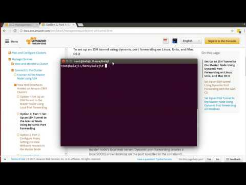 AWS SSH Tunneling - YouTube
