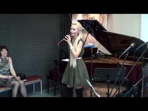 Дарья Пантелеева -  Hello Dolly  (Cover  Ella Fitzgerald)