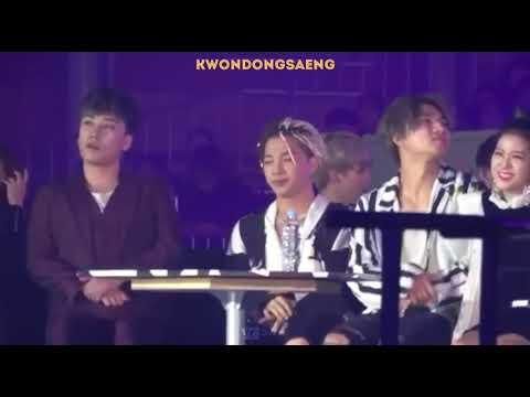 YG FAMILY: YG BOYS TEASING BLACKPINK