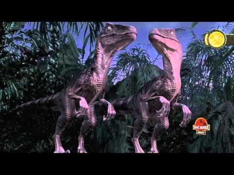 Jurassic Park The Game: Velociraptor