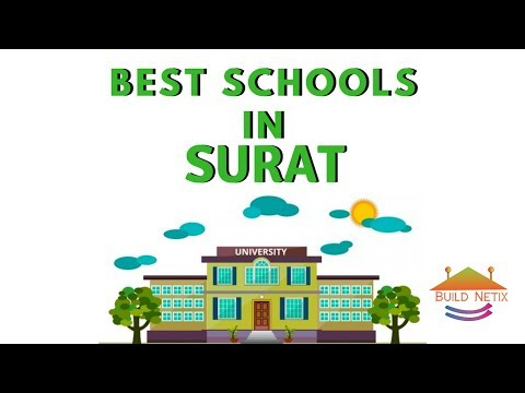 TOP 5 BEST SCHOOLS IN SURAT