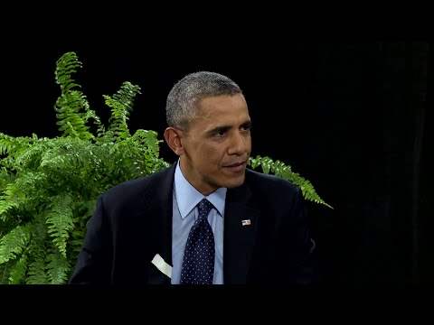Between Two Ferns w/ President Barack Obama and Zach Galifianakis