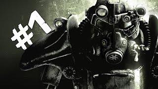 Fallout 3 Gameplay / Walkthrough - Part 1 - Happy Birthday!