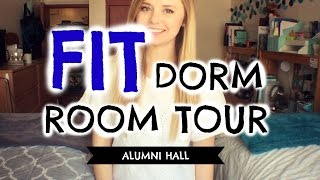 DORM ROOM TOUR: Fashion Institute of Technology