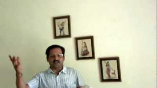 "Dr P K Samantaray singing "" Hey Sarada Ma "" Bhajan part 2"