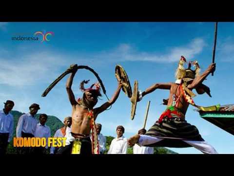 WONDERFUL INDONESIA EVENT : MARCH 2018 KOMODO FEST LABUAN BAJO
