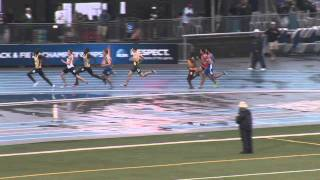 University of Virginia - Robby Andrews wins 800m at NCAA