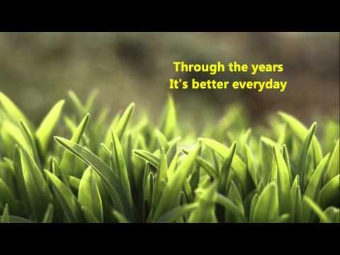 Through The Years - Kenny Rogers   [Lyrics]
