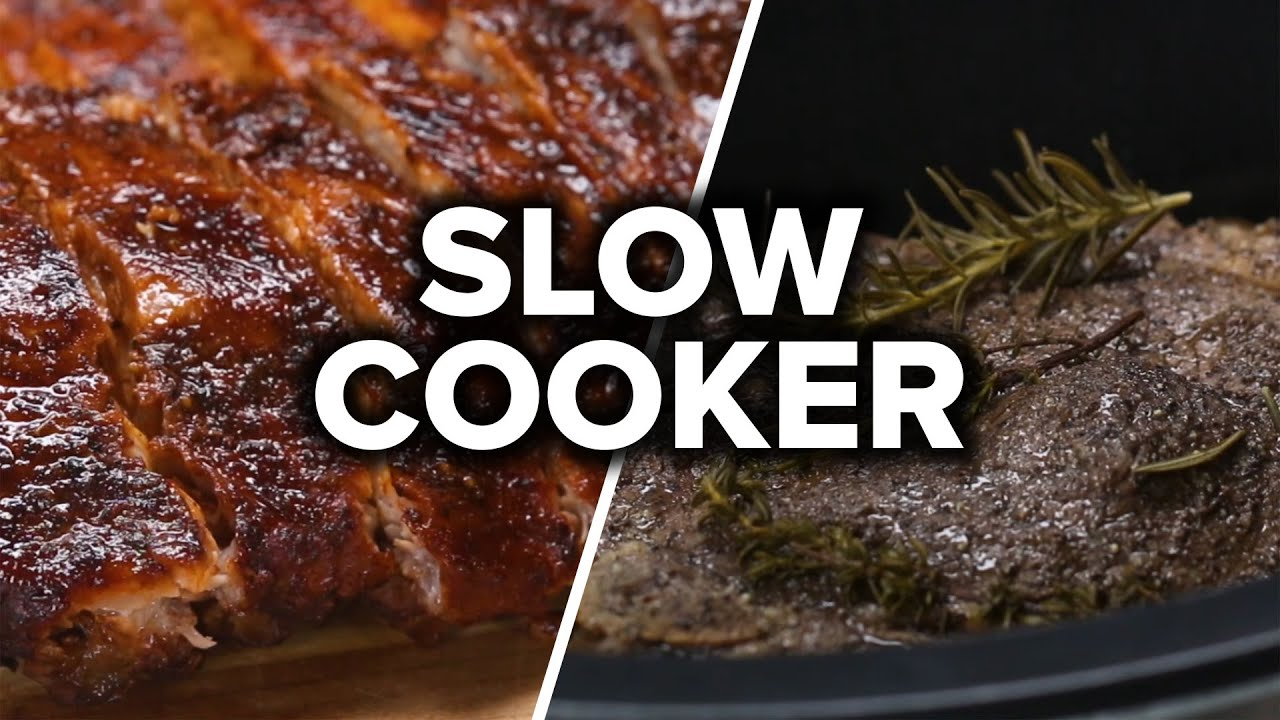 5 hearty slow cooker recipes youtube