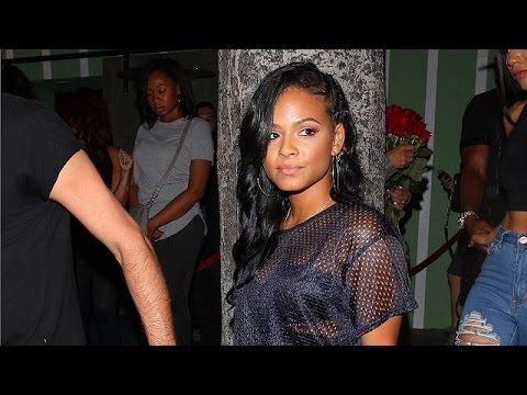 Partying With Friends, Christina Milian Is In No Mood To Talk About Others [CENSORED] thumbnail