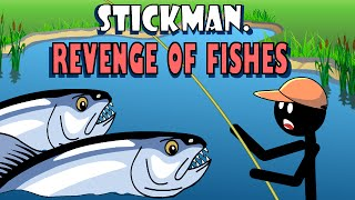 Stickman Bloody Revenge Of Fishes