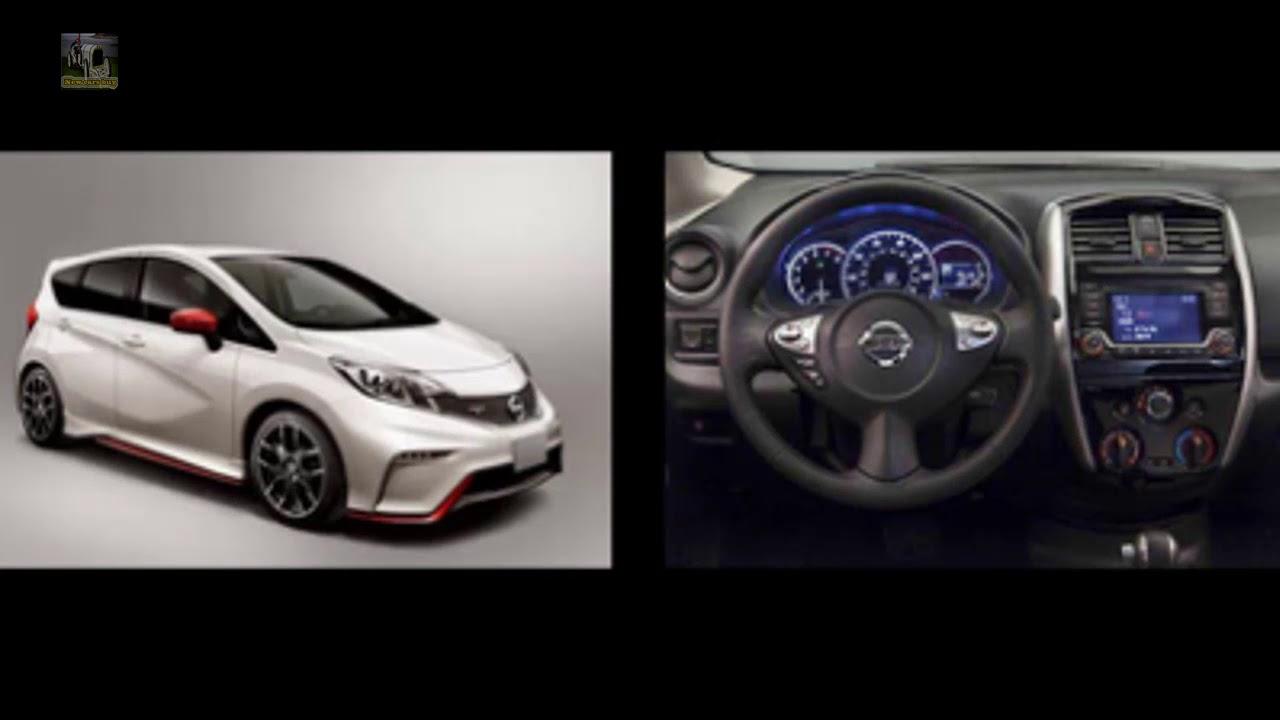 2020 Nissan Versa Note Sr 2020 Nissan Versa Note Hatchback Buy A