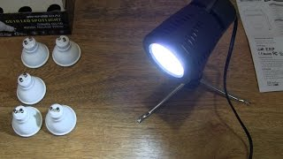 shine hai 5w gu10 led bulbs