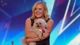 Trip Hazard & Lucy - Britain's Got Talent 2016 Audition week 1