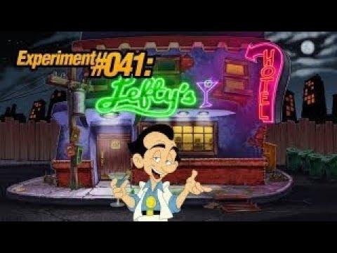 Experiment #041: Leisure Suit Larry Reloaded
