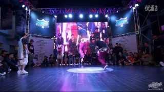 FINAL BATTLE BBOY LIL G VS BBOY NO NAME | BOMB JAM 2014 WORLD FINALS
