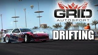 Drifting - GRID Autosport
