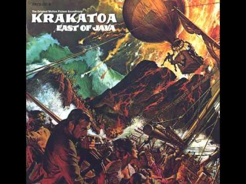 Krakatoa: East Of Java (1969) Soundtrack / Frank De Vol