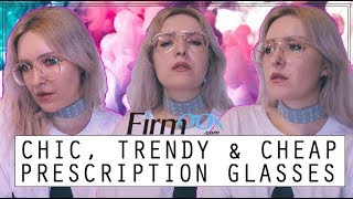 Chic, Trendy, And CHEAP | Firmoo Prescription Glasses