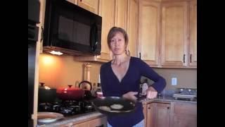 Bella Bates Almond Flour Pancakes