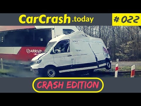 ★ BEST NEW   Car Crash Compilation  2018 HD  #022 ★ Germany    USA    Russia